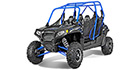 2014 Polaris RZR 4 800 EPS Stealth Black LE