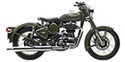 2014 Royal Enfield Bullet C5 Military Special