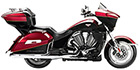 2014 Victory Cross Country Tour 15th Anniversary Limited Edition