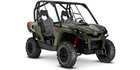 2018 Can-Am Commander 1000RDPS