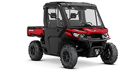 2018 Can-Am Defender HD8 XT CAB