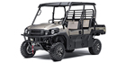 2018 Kawasaki Mule PRO-FXT Ranch Edition