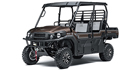 2019 Kawasaki Mule PRO-FXT Ranch Edition