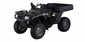 2004 Arctic Cat 500 4x4 Automatic TBX