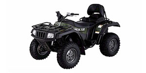 2004 Arctic Cat 500 4x4 Automatic TRV