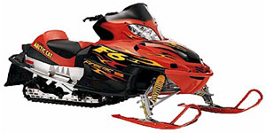 2004 Arctic Cat F6 Firecat Base