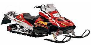 2004 Arctic Cat Mountain Cat 800 1M EFI 159