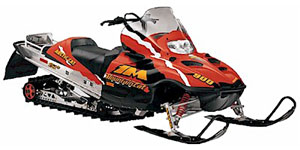 2004 Arctic Cat Mountain Cat 900 1M 151