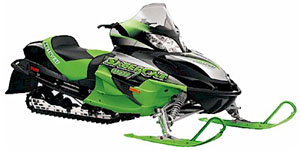 2004 Arctic Cat Sabercat 600 Base