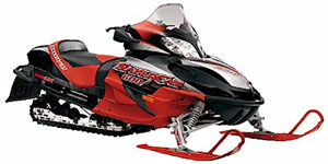 2004 Arctic Cat Sabercat 600 LX