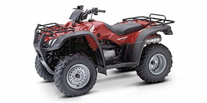 2004 Honda FourTrax Rancher 4X4 ES