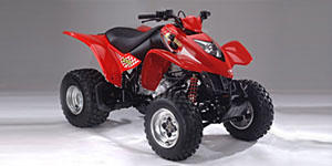 2004 KYMCO Mongoose 250