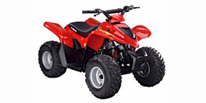 2005 KYMCO Mongoose 90