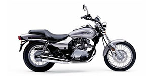 2004 Kawasaki Eliminator 125