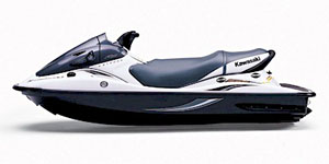 2004 Kawasaki Jet Ski STX-12F Base