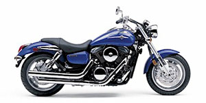 2004 Kawasaki Vulcan 1600 Mean Streak