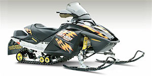 2004 Ski-Doo MX Z Adrenaline 500 SS