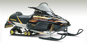 2004 Ski-Doo MX Z Fan 550