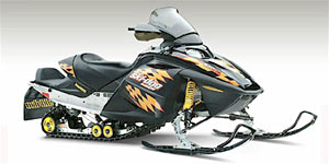 2004 Ski-Doo MX Z Trail 600 H.O.