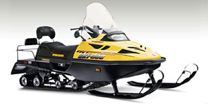 2004 Ski-Doo Skandic SWT 550
