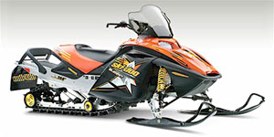 2004 Ski-Doo Summit Adrenaline 600 H.O.