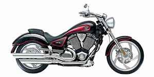2004 Victory Arlen Ness Signature Series