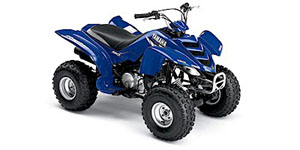 2004 Yamaha Raptor 80