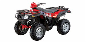 2005 Arctic Cat 400 4x4 Automatic VP