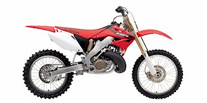2005 Honda CR 250R