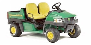 2005 John Deere Gator Compact CX With Knobby Tires