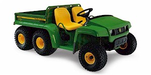 2008 John Deere Gator Traditional TH 6x4