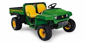 2009 John Deere Gator Traditional TX 4x2