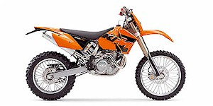 2005 KTM EXC 450 Racing