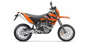 2005 KTM SMC 625