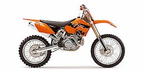 2005 KTM SX 450 Racing