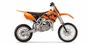 2006 KTM SX 85 (17/14)