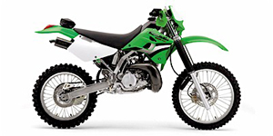 2005 Kawasaki KDX 220R
