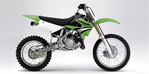 2005 Kawasaki KX 100
