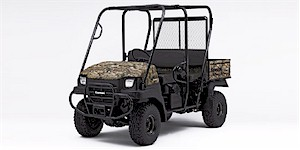 2006 Kawasaki Mule 3010 Trans 4x4 Camo