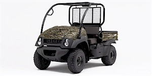 2005 Kawasaki Mule 610 4x4 Camo
