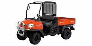 2006 Kubota RTV900 Work Site