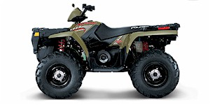 2005 Polaris Sportsman 600 Twin