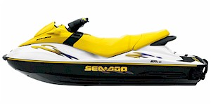 2005 Sea-Doo GTI LE