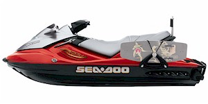 2005 Sea-Doo GTX Wake