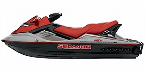 2005 Sea-Doo RXT Base