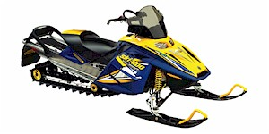 2005 Ski-Doo Summit Adrenaline 144 800 H.O.