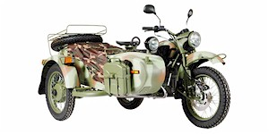 2007 Ural Gear-Up 750