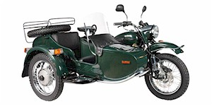 2006 Ural Patrol 750