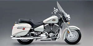 2005 Victory Touring Cruiser Base