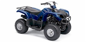 2005 Yamaha Grizzly 80